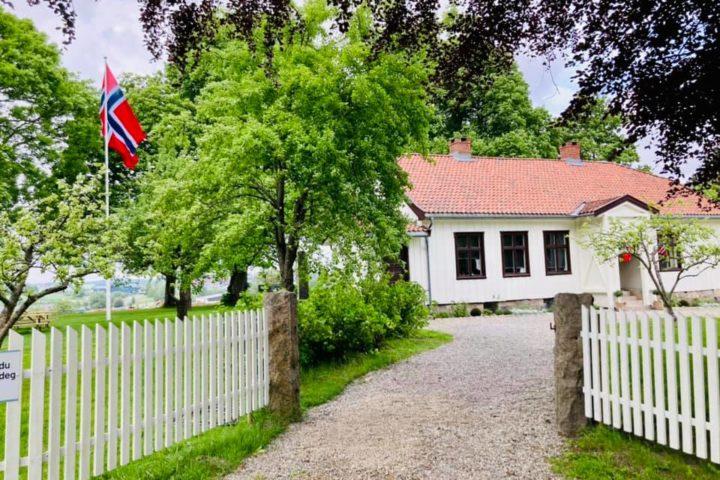 Velkommen til Roald Amundsens fødested