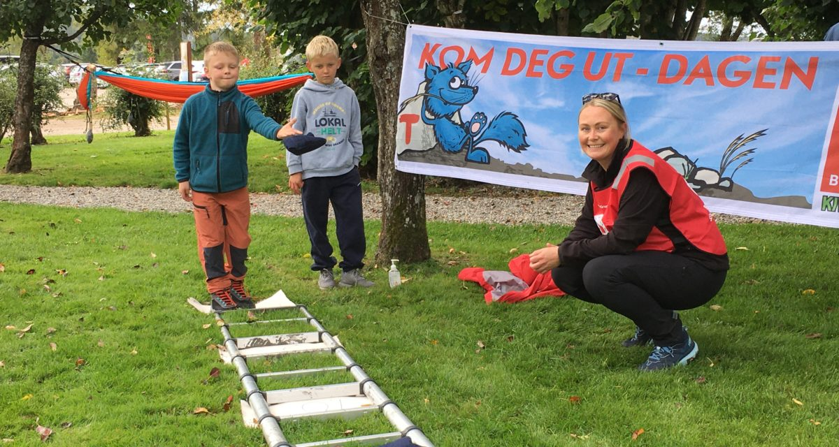DNT – Barnas turdag på Roald Amundsens fødested søndag 5. september